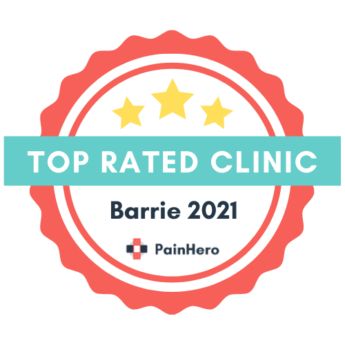 PainHero Top Rated Clinic Barrie 2021